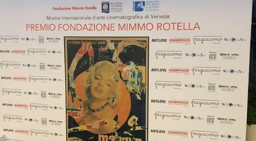Premio Fondazione Mimmo Rotella