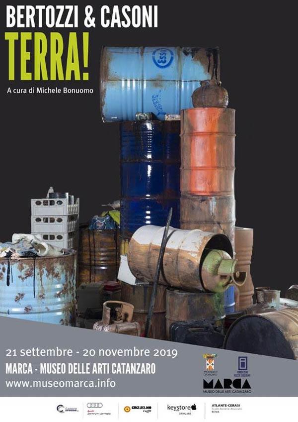 "Bertozzi & Casoni ""Terra!"""