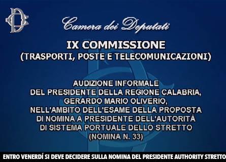 IX Commissione Trasporti della Camera