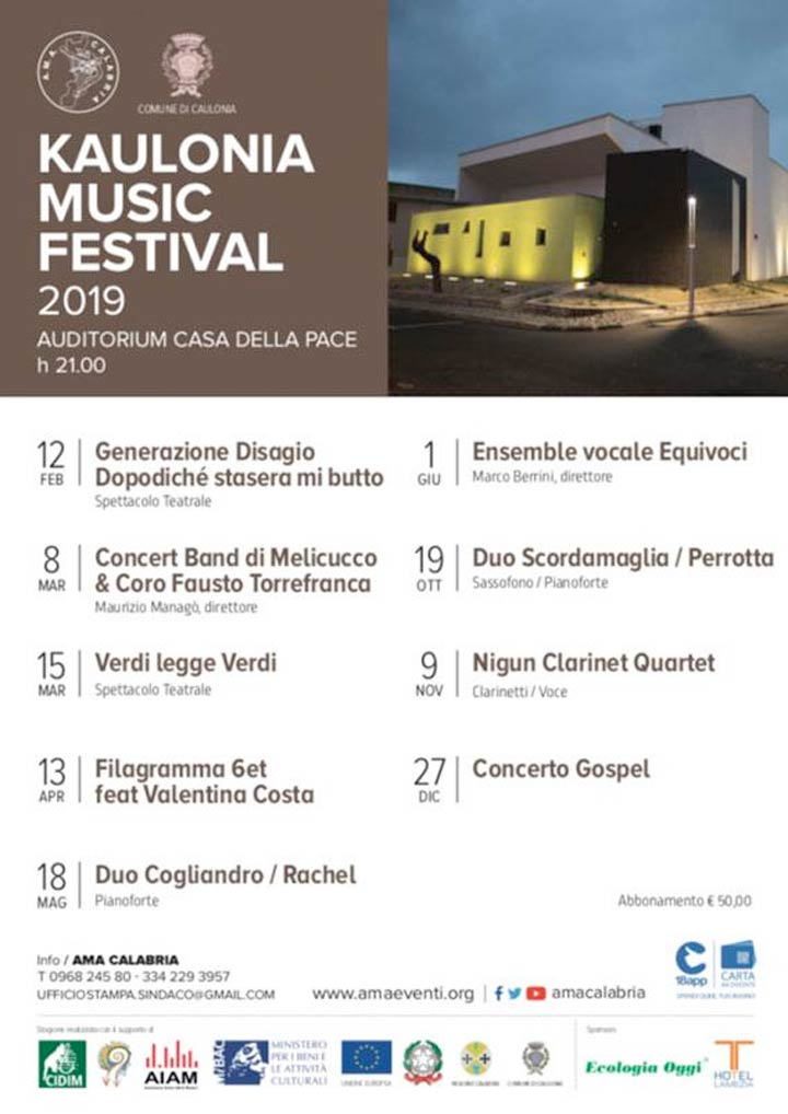 Kaulonia Music Festival