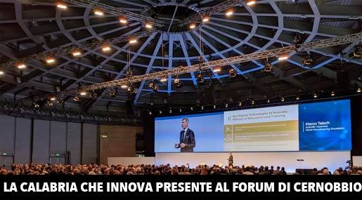 World Manufacturing Forum di Cernobbio