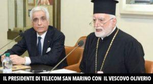 Nicola Barone e Donato Oliverio
