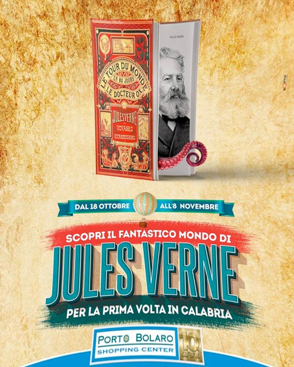 Jules Verne a Porto Bolaro