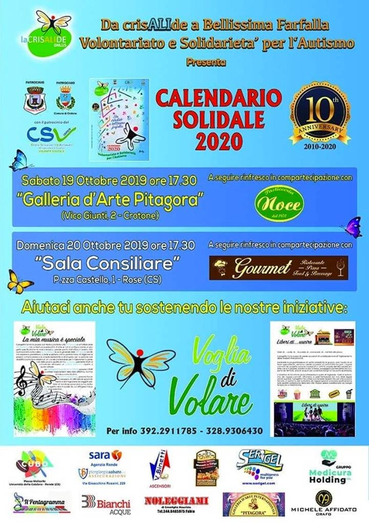 Calendario Solidale