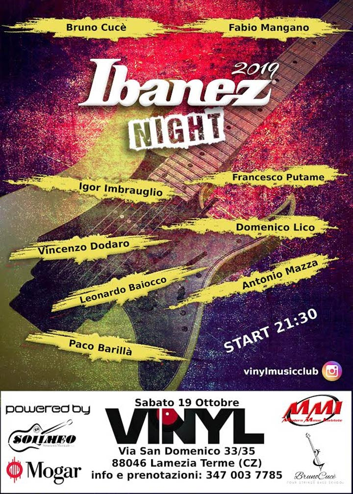 Ibanez Night