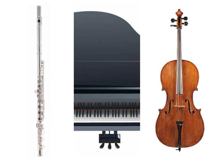 musica in trio