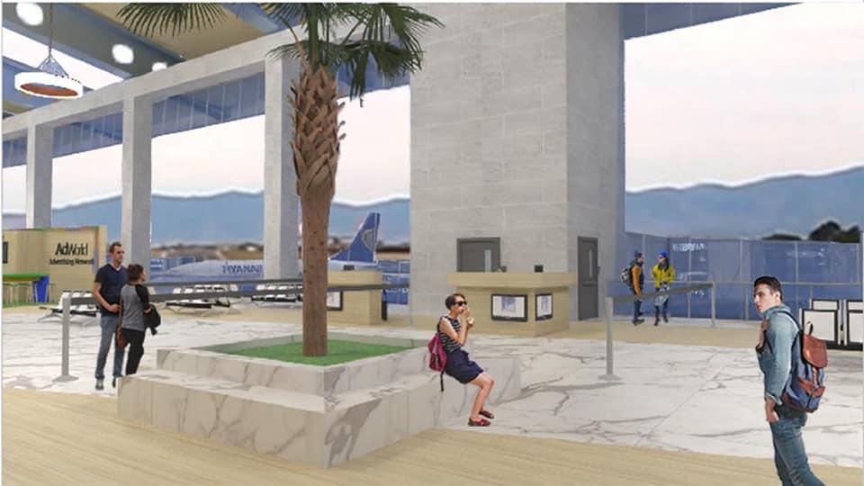 Il progetto (ideale) del nuovo aeroporto di Reggio