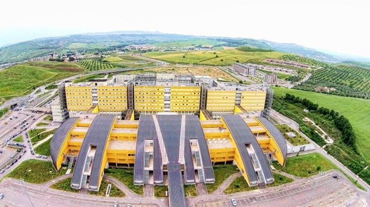 Il Campus di Germaneto