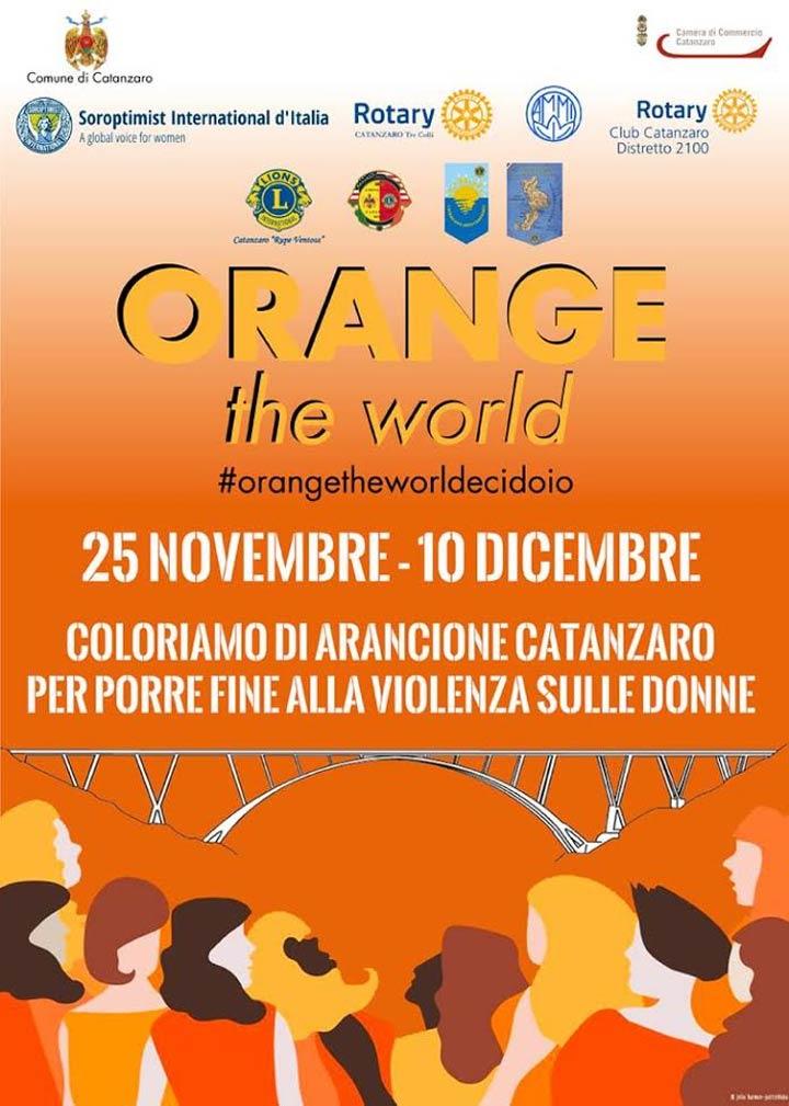 orange the world