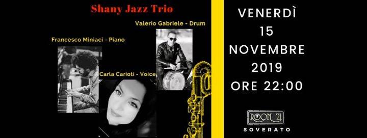 shany jazz trio