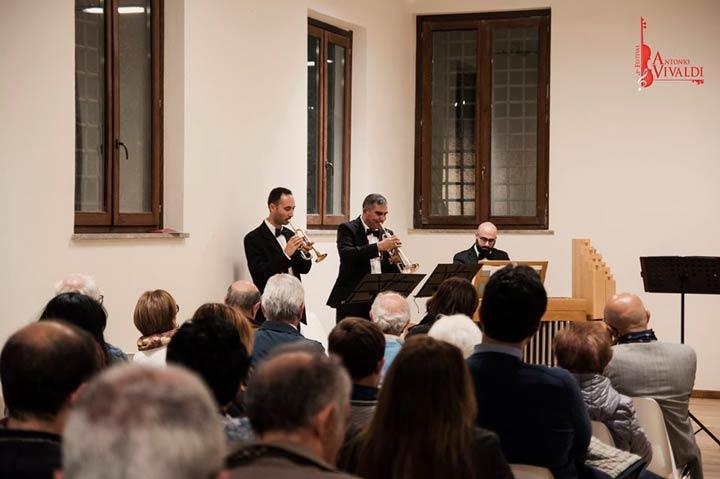 CASTROVILLARI (CS) - Festival Antonio Vivaldi, buona la prima - Calabria Live
