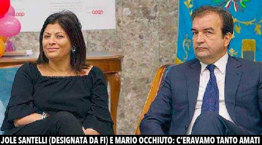 Forza Italia Designa Jole Santelli Alla Regione Gli Occhiuto Intenzionati A Rompere Calabria Live