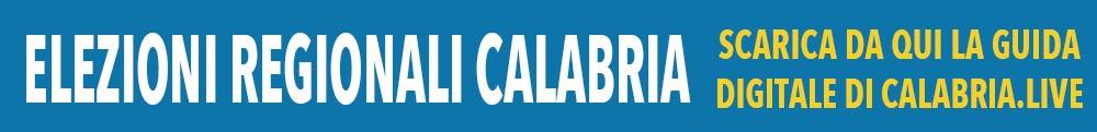 Elezioni regionali Calabria, la guida