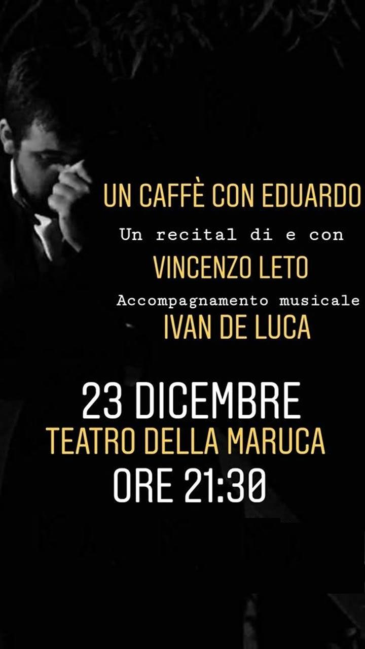 Un caffè con Eduardo