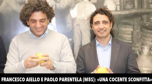 Francesco Aiello e Paolo Parentela