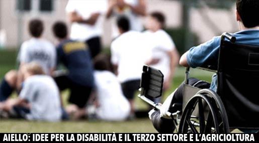 Disabilità in Calabria
