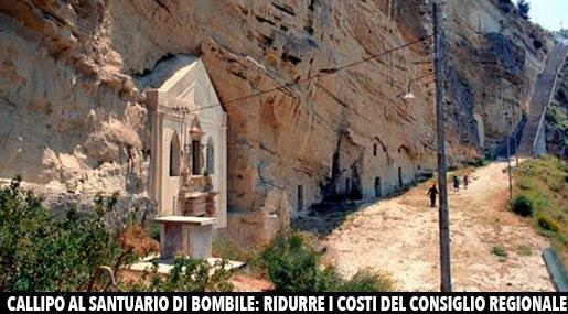 Santuario della Madonna della Grotta di Bombile