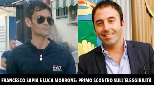 Francesco Sapia e Luca Morrone