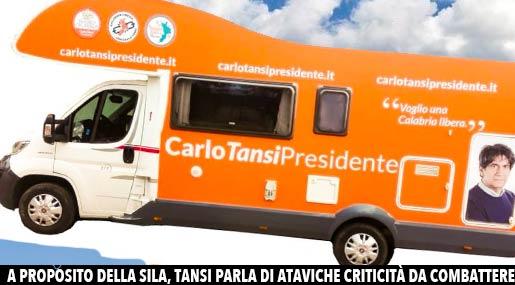 Carlo Tansi camper