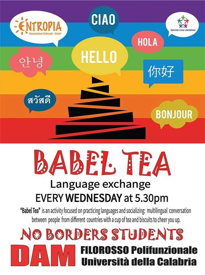 babel tea