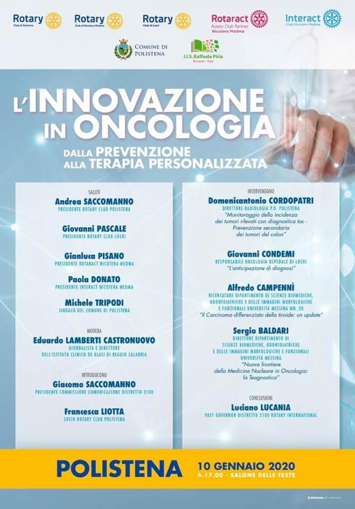 innovazione oncologica