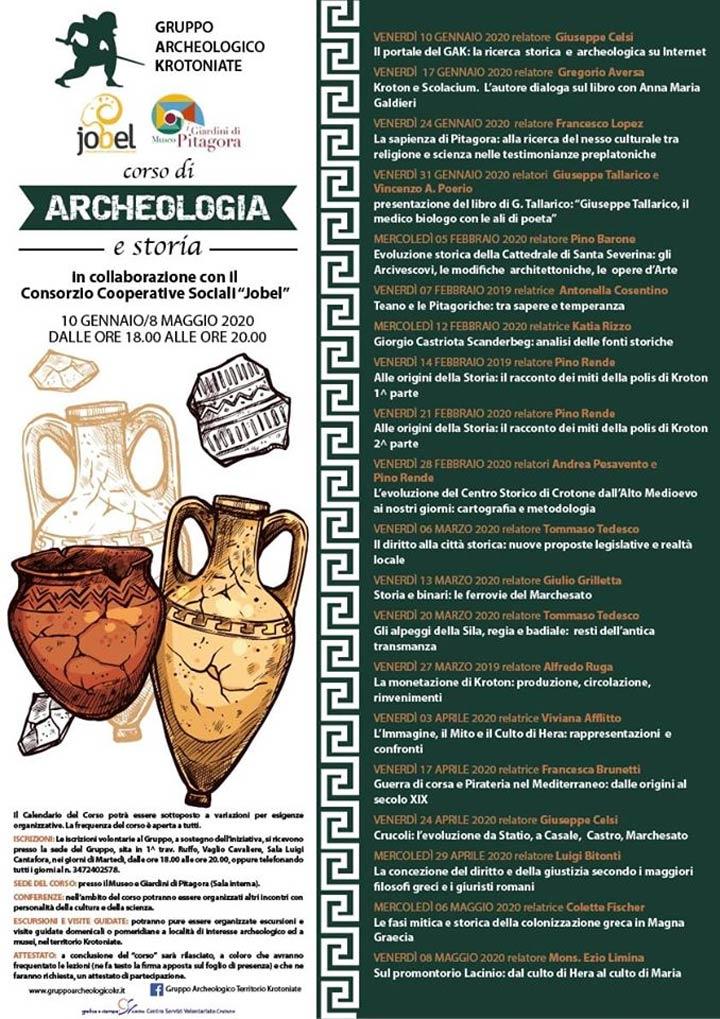 corso archeologia