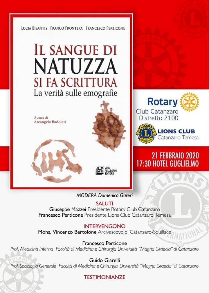 Il sangue di Natuzza