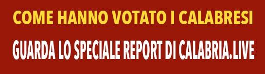 L'esclusivo report sul voto di Calabria.Live