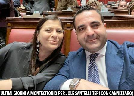 Jole Santelli e Francesco Cannizzaro
