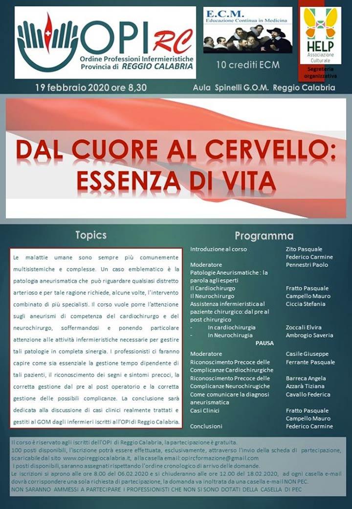 Opi Reggio Calabria