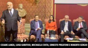 Cesare Lanza Premio Socrate 2020