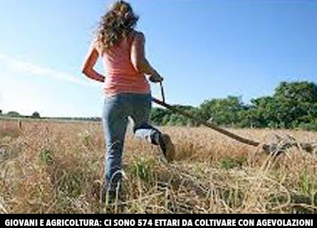 Giovani e agricoltura in Calabria