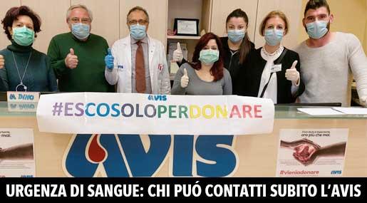Donare sangue a Reggio