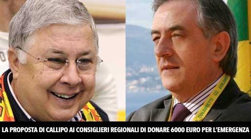 Pippo Callipo e Pietro Molinaro