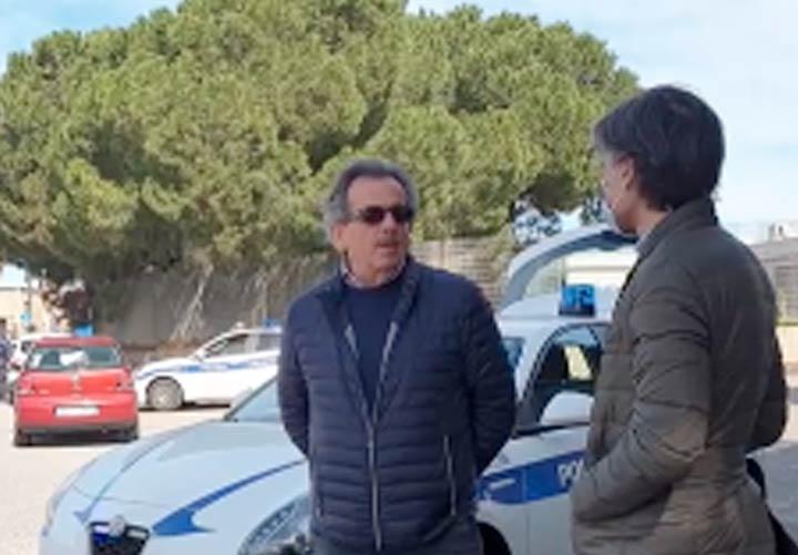 Controlli per strada a Reggio Calabria