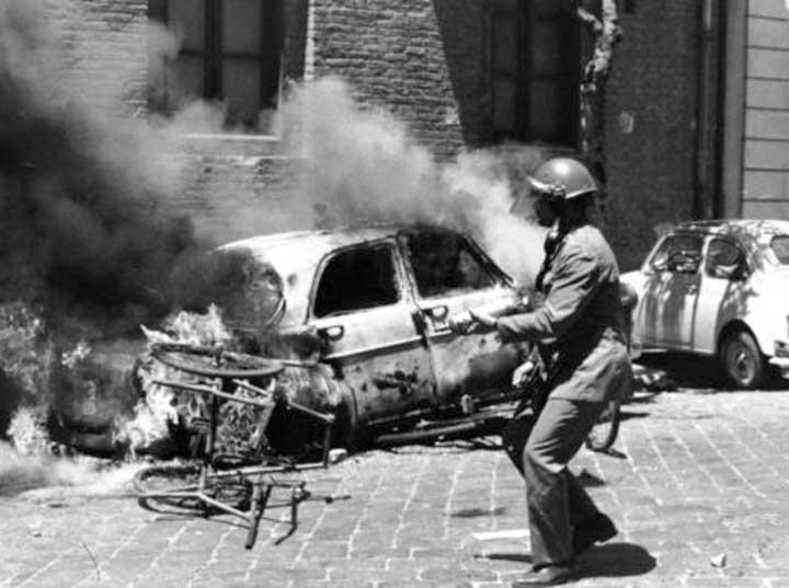 Rivolta di Reggio 1970