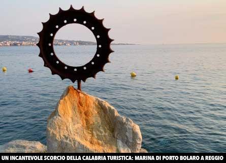 Marina di Porto Bolaro a Pellaro di Reggio Calabria