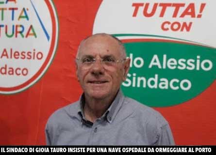 Aldo Alessio, sindaco di Gioia Tauro