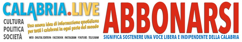 Abbonarsi a Calabria.Live