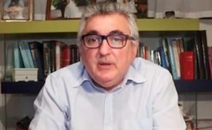 Il prof. Giuseppe De Donno