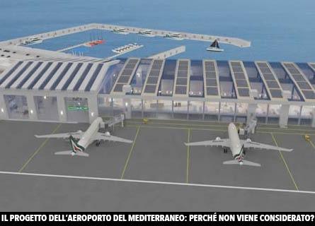 Progetto Aeroporto del Mediterraneo
