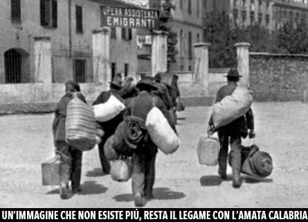 Emigrazione calabrese d'inizio secolo