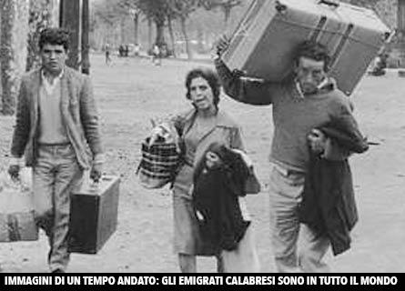 Emigrati calabresi