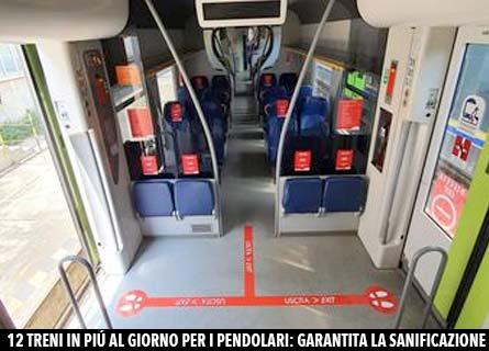 Sicurezza sui treni