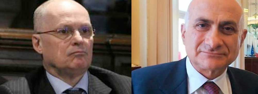 Walter Ricciardi e Giuseppe Ippolito