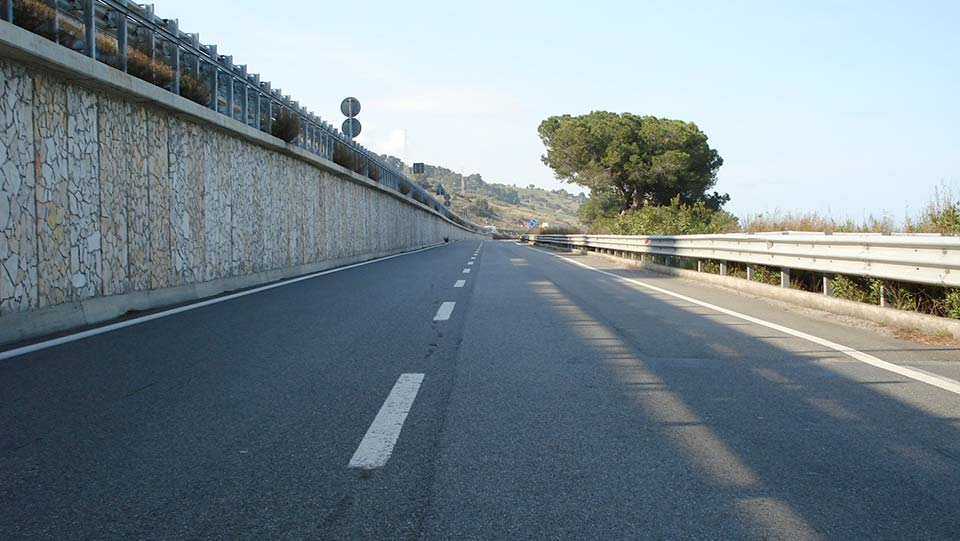 SS 106 - tratto calabrese