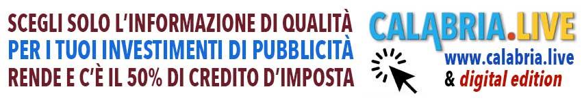 Fai pubblicità su Calabria.Live