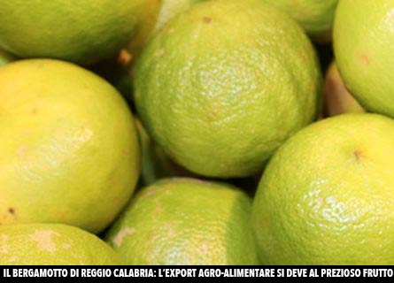 Il bergamotto è solo di Reggio Calabria