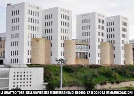 L'Università Mediterranea di Reggio