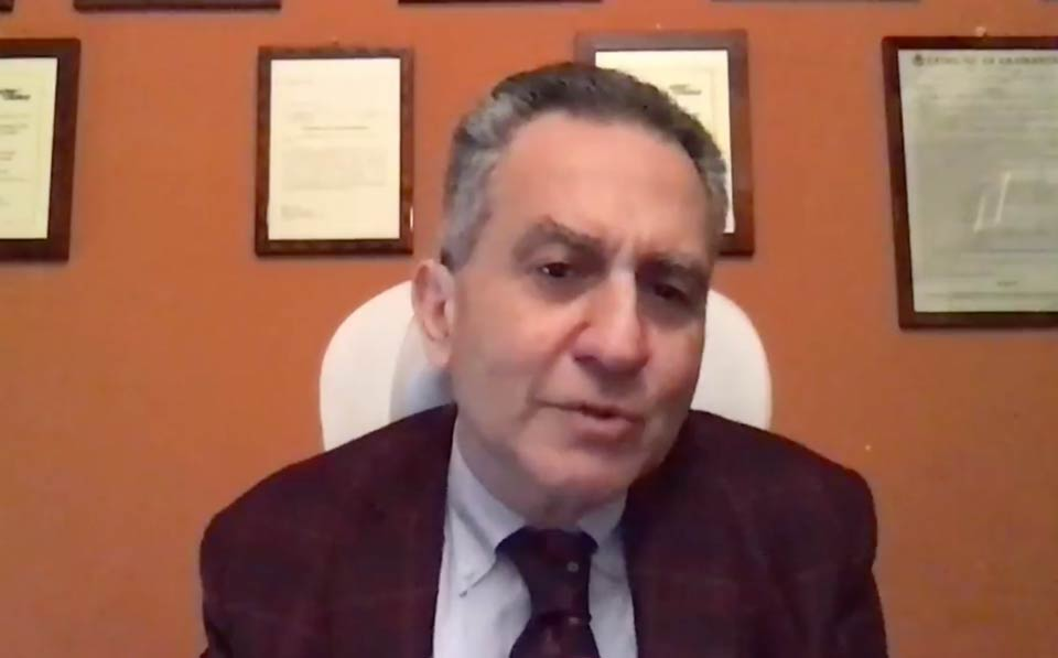 Nicola Leone, Rettore di Unical